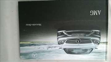 Prospekt Mercedes Benz AMG za: C63, E63, S63, S65,