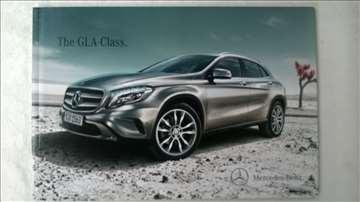 prospekt Mercedes GLA- Class 02-02, 72 str. , eng.