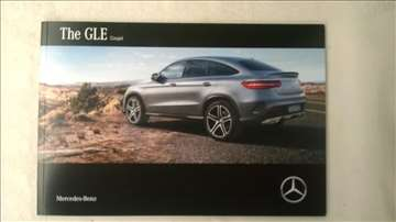 prospekt Mercedes GLE Coupe 02-00, 68 str. , eng.