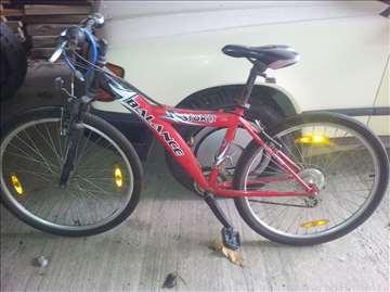 Balance Storm bike