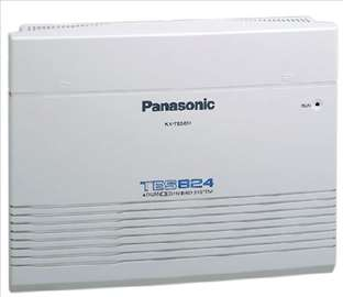 KX-TES824 Panasonic centrala, novo, garancija!