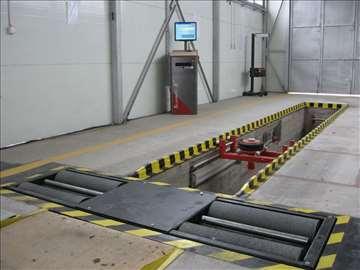 Oprema za tehnički pregled