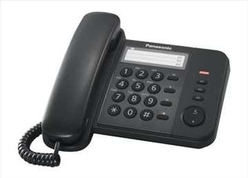 Žični telefon Panasonic kx-ts520, novo, garancija!