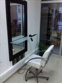 Frizerske hidraulicne  stolice