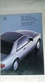 Prospekt Mercedes 124(230CE,300CE),32 str.fale 2