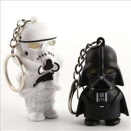 Storm Trooper, Darht Vader i Yoda privezci