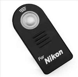 Daljinski okidac za Nikon D3200 D5200 D7100