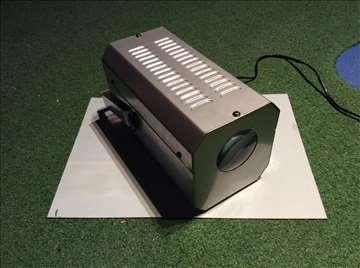Spot light projektor sa cvetnim šarama