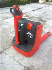 Elektro paletar Linde T16,T18
