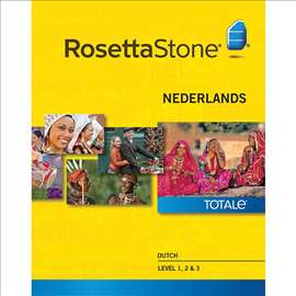 Rosetta Stone TOTALe V5 - Holandski Jezik 3 nivoa