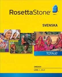 Rosetta Stone TOTALe V5 - Švedski Jezik 3 nivoa