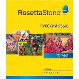 Rosetta Stone TOTALe V5-Ruski  Jezik 5 nivoa