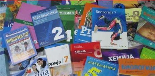 Polovni udžbenici - osnovna i srednja škola