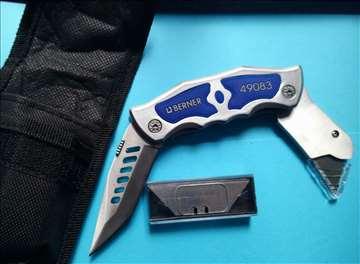 Berner, akcija! Nož sa skalperom