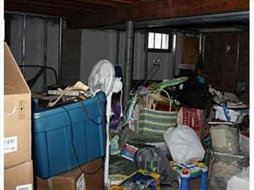 Besplatno čišćenje podruma tavana prostorija