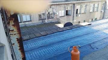 Čistimo sneg sa krovova