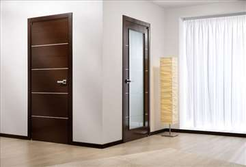 Sobna vrata različitih dimenzija i boja, od različitih proizvođača