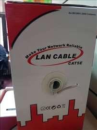UTP kabl cat5e/cca pakovanje od 305 m, kvalitetan