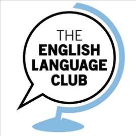 Časovi engleskog jezika (uživo i preko Skajpa)