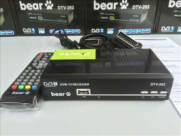 Popravka Set Top Box DVB T2 risivera