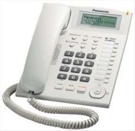 Panasonic telefon kx-ts880, novo, garancija.