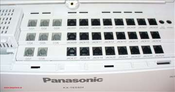 Prodaja telefonskih centrala Panasonic, novo!