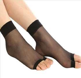 Čarape otvorenih prstiju, novo