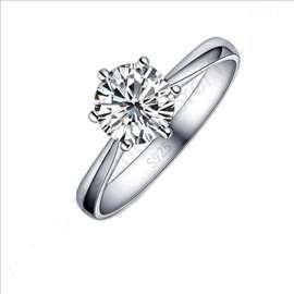 Srebrni prsten 925 slanje besplatno