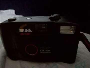 Analogni fotoaparat-Skina