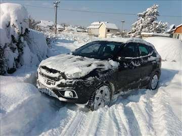 Hyundai ix35 IX35 4x4 184ks
