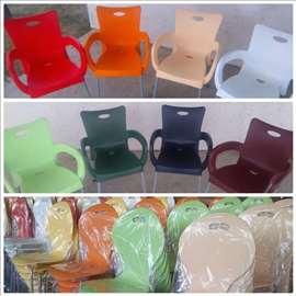Plastične stolice