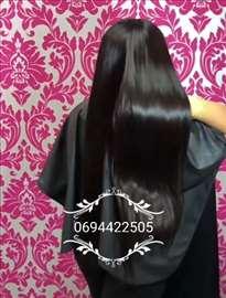 Prirodna kosa za nadogradnju kose