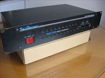 Sky Tronic PA 2100 pojacalo snage