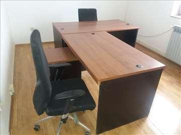 Opremanje kancelarijskog prostora