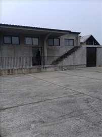 KOTEŽ, 1ha, 2 hale, garaža, uk. ID#52703