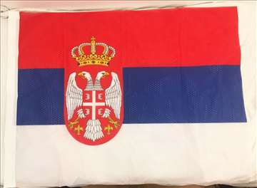 Zastava Srbije Longlife 120x90
