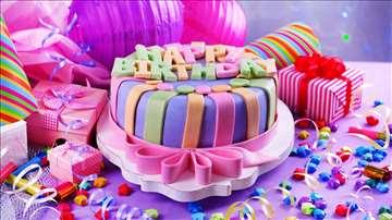 Figure i ukrasi za torte