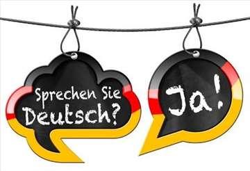 Časovi nemačkog jezika