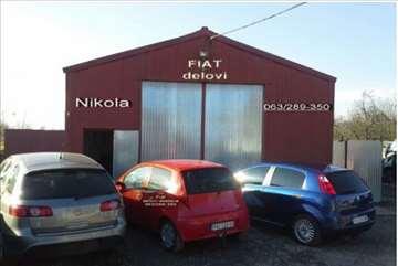Fiat, Alfa Romeo, Lancia delovi Nikola