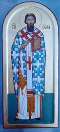 Ikona Sv Save