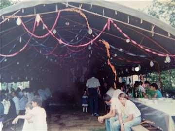 Šatori za svadbe