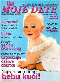 Časopis Moje dete.