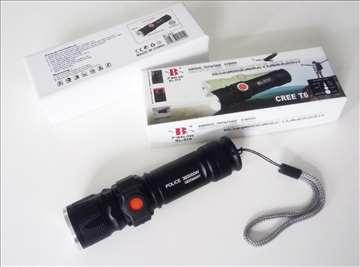 Cree led baterijska lampa