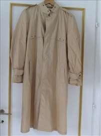 muški drap nepromočivi mantil br 52