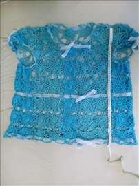 Ručno heklana letnja bluza