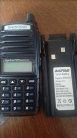 Baofeng uv82 8 vati 5000ma baterija i slušalice u