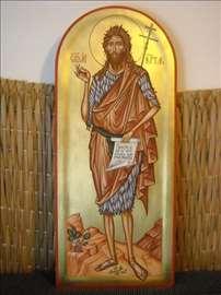Ikona Sv Jovana Krstitelja