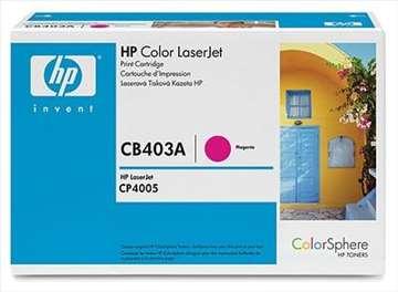 Originalni HP toneri za sve laserske štampače-novo