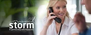 Telefonske centrale Panasonic, novo, garancija