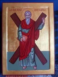 Ikona Sv Andreja Prvozvanog